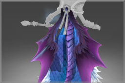 Cosmetic icon Prelate's Cloak of the Wyvern Legion.png