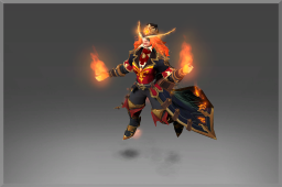 Cosmetic icon Scarlet Flare Style Unlock.png