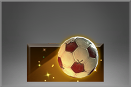 Cosmetic icon The International 10 Battle Pass - Consumable Soccer Ball.png