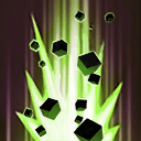 The Magus Cypher Telekinesis Land icon.png