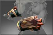 Bracers of the Dashing Swordsman