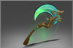 Cosmetic icon Fowl Omen Scythe.png