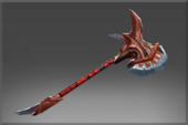 Warlord of Hell Axe