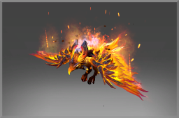 Cosmetic icon Ire of Molten Rebirth.png