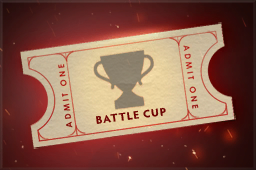 Cosmetic icon The International 2016 Weekend Battle Cup Ticket.png