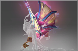 Cosmetic icon Wings of the Ageless Fae.png