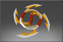 Cosmetic icon Shuriken of Distant Sands.png
