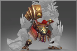 Cosmetic icon Beast of the Crimson Ring Armor.png
