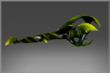 Scepter of the Narcissistic Leech