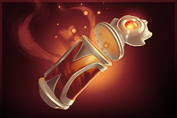 Cosmetic icon Treasure of the Fallen Cinder.png