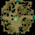Minimap Aghanim's Labyrinth Cavern Crossroads.png