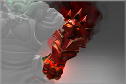 Cosmetic icon Blistering Shade of the Crimson Witness.png