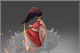 Cosmetic icon Hood of the Forsaken Flame.png