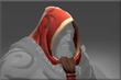 Capuz da Garra Vermelha