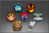 Pacote de Emoticons do International 2015 I