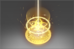 Cosmetic icon Fantasy S2 Gold Teleport.png
