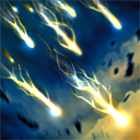 Golden Atomic Ray Thrusters Rocket Barrage icon.png