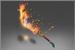 Cosmetic icon Off-Hand Sword of the Smoldering Sage.png