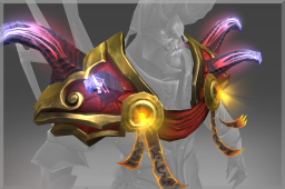 Cosmetic icon Wrath of the Fallen Shoulder.png