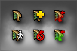 Cosmetic icon Emerald Sea Cursor Pack.png
