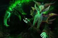 Exodus of the Plague Witch Loading Screen