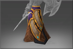 Cosmetic icon Robe of the Silent Champion.png