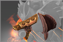 Cosmetic icon Bracers of the Forsaken Flame.png