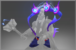 Cosmetic icon Fury of the Righteous Storm - Back.png