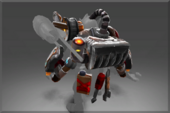 Mortar Forge Steam Exoskeleton