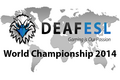 deafESL World Championship 2014