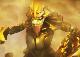 Sand King Lore.png