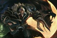 Загрузочный экран: Hunter of Kings