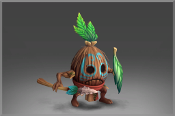 Cosmetic icon Lakad Coconut of the Emerald Insurgence.png