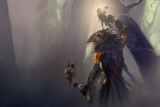 True Crow Loading Screen