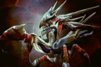 Writhing Executioner Loading Screen