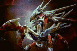 Cosmetic icon Writhing Executioner Loading Screen.png