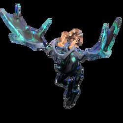 Siltbreaker Darkwing Golem model.png