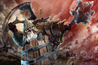 Tela de Carregamento: Armamentos do Bogatyr