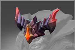 Cosmetic icon Helm of the Infernal Rambler.png