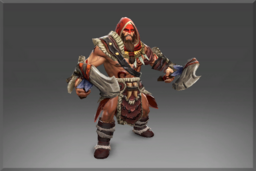 Cosmetic icon Hunter of the Red Talon Set.png