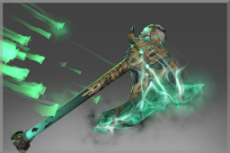 Cosmetic icon Axe of Vile Reliquary.png
