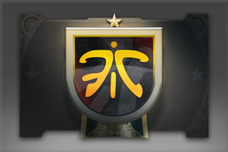 Cosmetic icon Team Pennant Fnatic.png