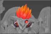 Wild Hair of the Molten Destructor