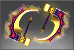 Cosmetic icon Golden Basher Blades.png