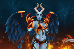 Cosmetic icon Dark Angel.png