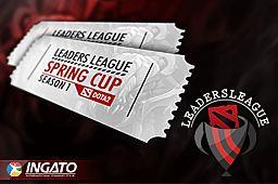 Cosmetic icon LeadersLeague Spring Cup Season 1 Ticket.png