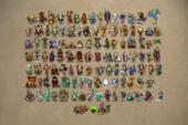 Mini Heroes Loading Screen