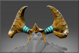 Cosmetic icon Horns of the Sovereign.png