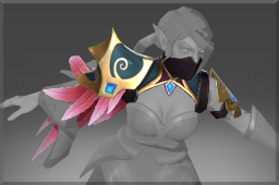 Cosmetic icon Plume of the Clandestine Trail.png