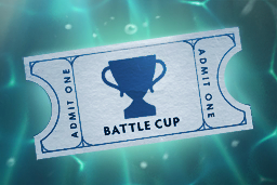 Cosmetic icon The International 2017 Weekend Battle Cup Ticket.png
